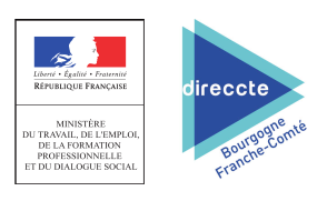 Logo Financeur : DIRECCTE
