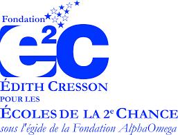E2C Nievre Logo Edith Cresson