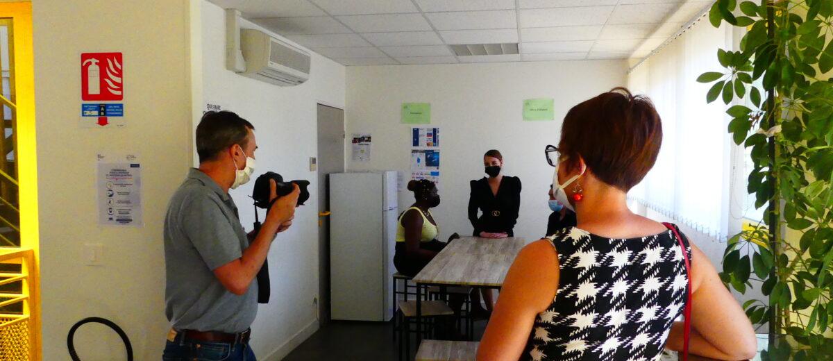 Reportage photos du Réseau E2C France